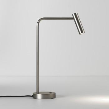 Astro Enna Matt Nickel LED Desk Lamp