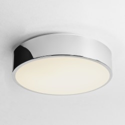 Astro Mallon Polished Chrome LED Ceiling Light