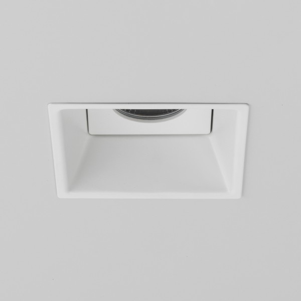 reputable site a5d32 e9537 Astro Minima IP65 Square White Fire-Rated Bathroom LED Downlight