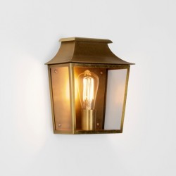 Astro Richmond 235 Antique Brass Outdoor Wall Light