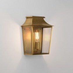 Astro Richmond 285 Antique Brass Outdoor Wall Light