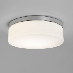 Astro Sabina 280 Polished Chrome LED Ceiling Light