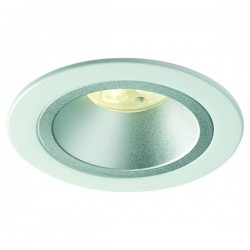 Collingwood Halers H5 500 T Symmetric 3000K Dimmable Gloss White Fixed Low Glare LED Downlight