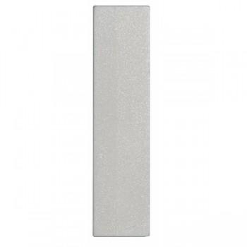 Hamilton EuroFix 50X12.5mm Modular Blank Plate White with White Insert