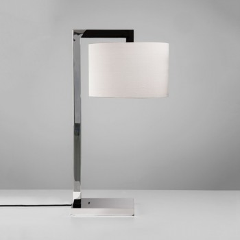 Astro Ravello Polished Chrome Table Lamp