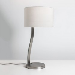 Astro Sofia Matt Nickel Table Lamp