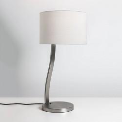 Astro Sofia Matt Nickel Table Lamp