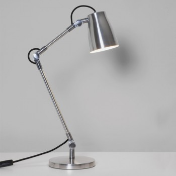 Astro Atelier Polished Aluminium Desk Lamp Base