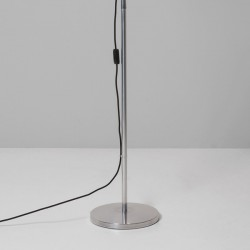 Astro Atelier Polished Aluminium Floor Lamp Base