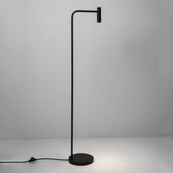 Astro Enna Black LED Floor Lamp