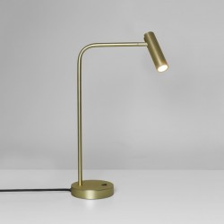 Astro Enna Matt Gold LED Desk Lamp
