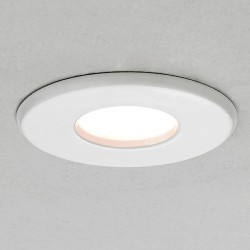 Astro Kamo White Bathroom LED Downlight