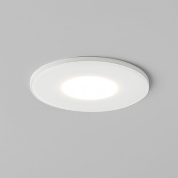 Astro Mayfair White Bathroom LED Downlight