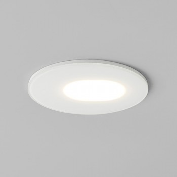 Astro Mayfair White Adjustable Bathroom LED Downlight