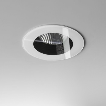 Astro Vetro Round White Bathroom LED Downlight