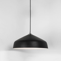 Astro Ginestra 400 Matt Black Pendant Light