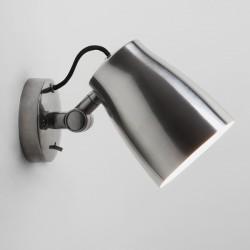 Astro Atelier Polished Aluminium Wall Light