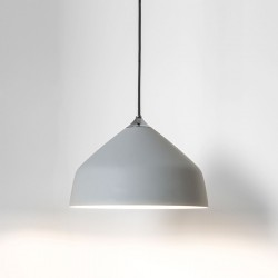 Astro Ginestra 300 Light Grey Pendant Light