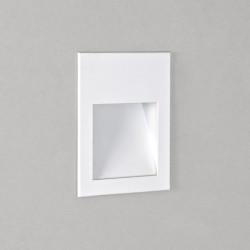 Astro Borgo 54 2700K White Bathroom LED Wall Light