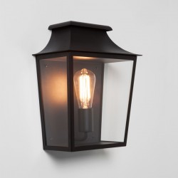 Astro Richmond 285 Black Outdoor Wall Light