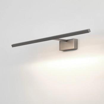 Astro Mondrian 600 Wall Mounted Matt Nickel LED Picture Light