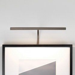 Astro Mondrian 400 Frame Mounted Bronze LED Picture Light