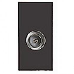 Hamilton EuroFix 50X25mm Modular FM Screen Non Isolated with Black Insert