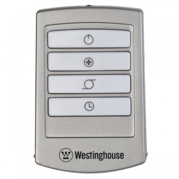Westinghouse Ethos Silver Floor Fan
