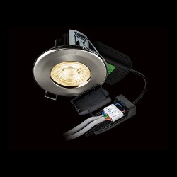 Collingwood Halers H2 Pro Dusk T Dim to Warm Fixed LED Downlight - 55° Beam Angle