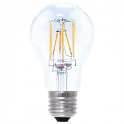 Segula Ambient Line 8W 2000-2900K Dimmable E27 Clear LED Bulb