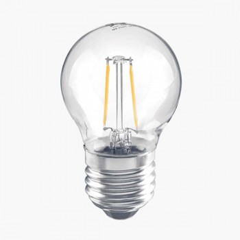 Segula Classic Line 1.5W 2700K Non-Dimmable E27 Clear Golfball LED Bulb
