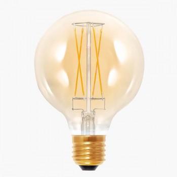 Segula Vintage Line 6W 2000K Dimmable E27 Golden Globe 95 LED Bulb