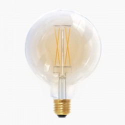 Segula Vintage Line 6W 2000K Dimmable E27 Golden Globe 125 LED Bulb