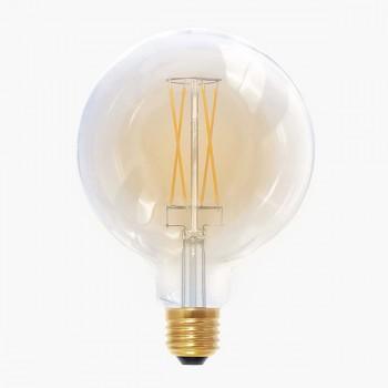 Segula Vintage Line 6W 2000K Dimmable E27 Golden Globe 125 LED Bulb