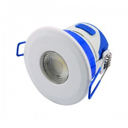 Click Ovia Inceptor Omni 7W Tricolour Dimmable White Fixed LED Downlight