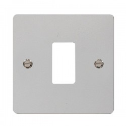 Click Define GridPro Polished Chrome 1 Gang Front Plate