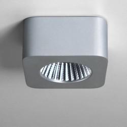 Astro Samos 2700K Square Anodised Aluminium LED Downlight