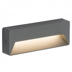 Knightsbridge 5W Anthracite LED Guide Light