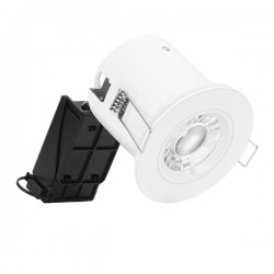 Enlite EFD Pro 50W Fixed GU10 Downlight