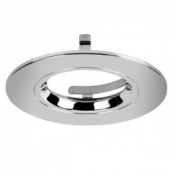 Aurora Lighting EFD Pro Polished Chrome Fixed Bezel