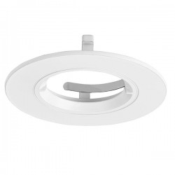 Aurora Lighting EFD Pro White Fixed Bezel