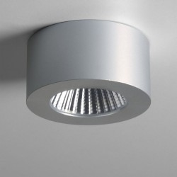 Astro Samos 2700K Round Anodised Aluminium LED Downlight