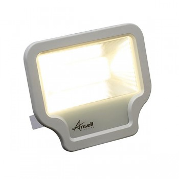 Ansell Calinor 50W 3000K White LED Floodlight