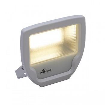 Ansell Calinor 30W 4000K White LED Floodlight