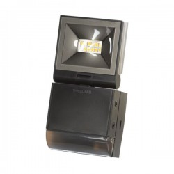 Timeguard 10W LED Compact PIR Floodlight in Black