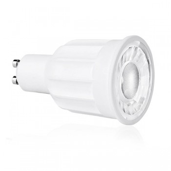 Enlite Ice Pro 10W 3000K Dimmable GU10 LED Bulb with 24° Beam Angle