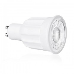 Aurora Lighting Ice Pro 10W 4000K Dimmable GU10 LED Bulb with 24° Beam Angle