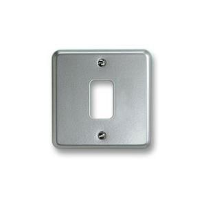MK Electric Metalclad Plus™ 1 Module Grid Plate