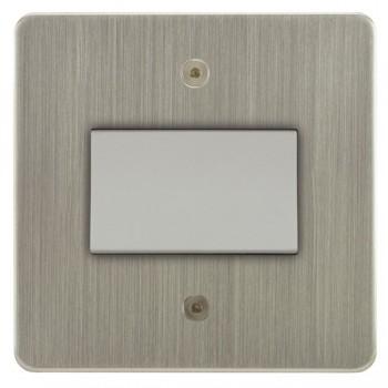 Focus SB Horizon HSN56.1W Fan Isolator Switch in Satin Nickel