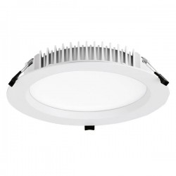 Aurora Lighting Lumi-Fit 45W Cool White Dimmable Fixed LED Downlight